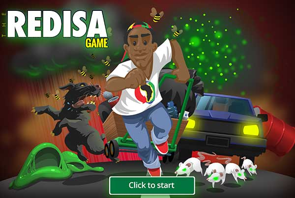 Redisa Game Development