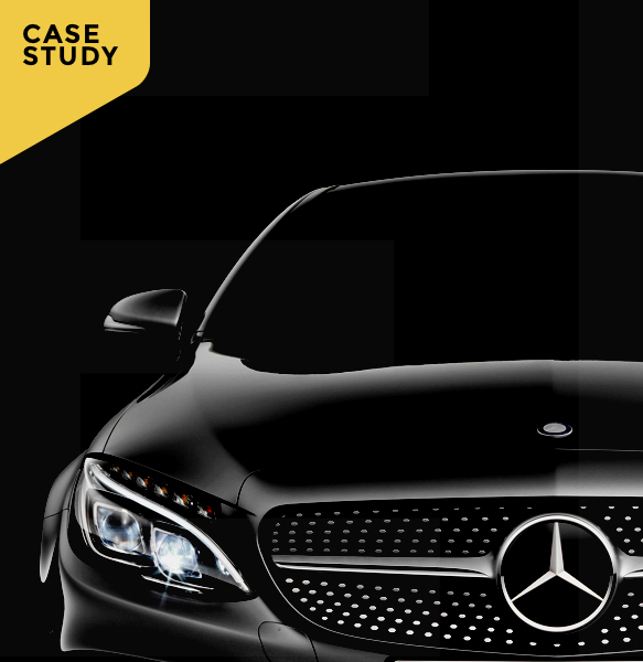 Mercedes Benz C-Class Coupe VR