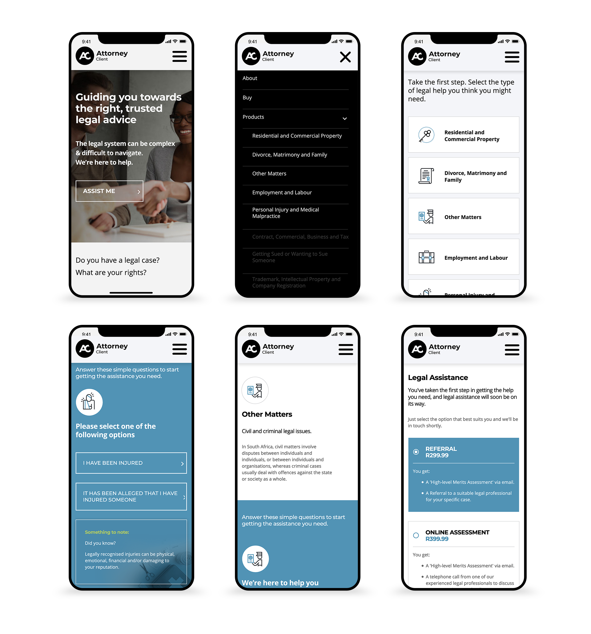 AttorneyClient-iphone_mockup