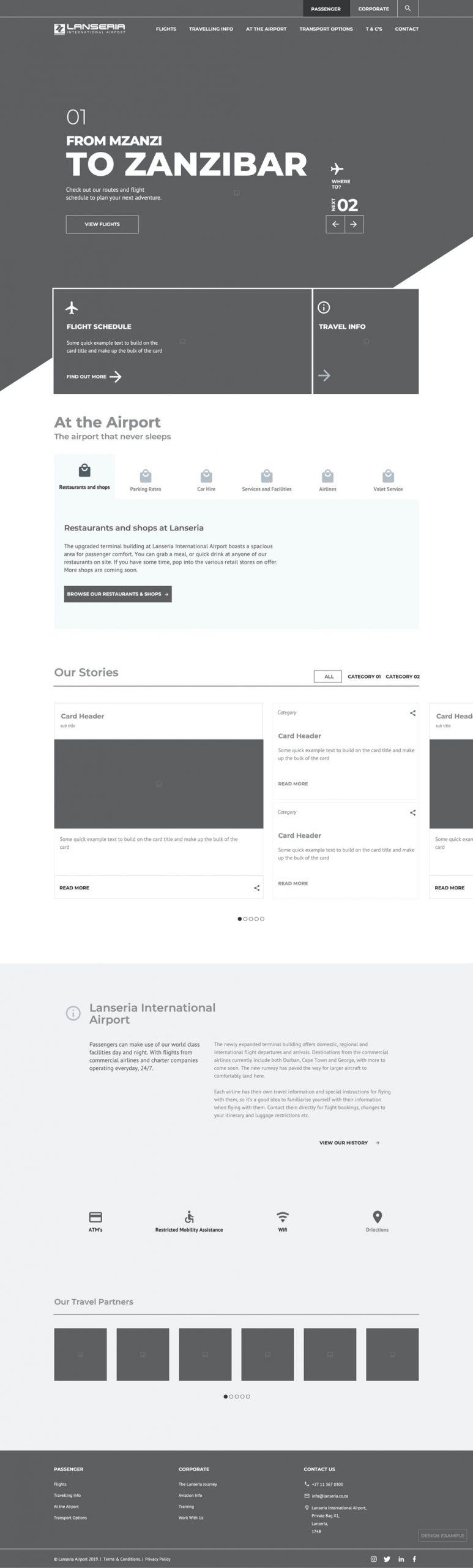 Lanseria_Website_Wireframes_Passenger