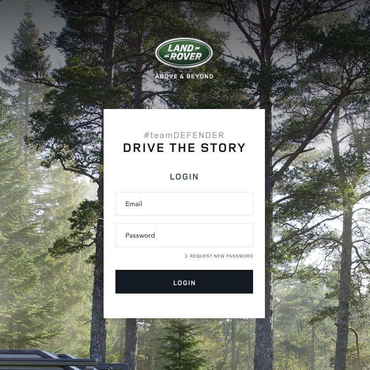 LandRover Featured